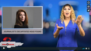News for the Deaf Community powered by CNN in ASL.