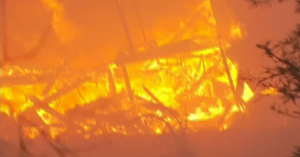Wild Fire in Southern California