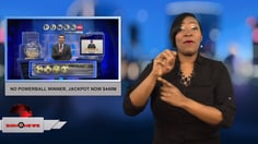 Sign 1 News with Candace Jones - No Powerball winner, jackpot now $440M
