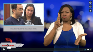 Sign 1 News with Candace Jones 1.24.18