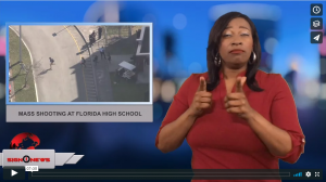 Mass shooting at Florida high school (ASL - 2.14.18)