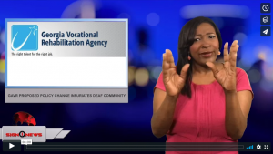 Sign 1 News with Candace Jones