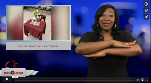Sign1News with Candace Jones 2.28.18