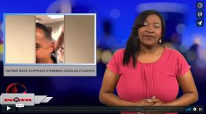 Sign1News with Candace Jones - Dwyane Wade surprises Stoneman Douglas students (3.7.18)