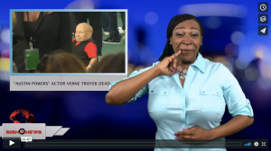 """Sign 1 News with Candace Jones - """"Austin Powers"""" actor Verne Troyer dead at 49 (4.21.19)"""
