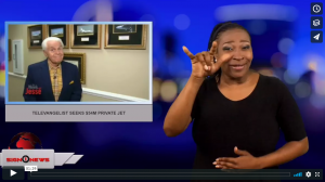 Sign 1 News with Candace Jones - Televangelist seeks $54m private jet (5.30.18)