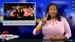 Sign 1 News with Candace Jones - 9.30.18