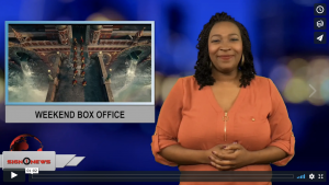 Sign 1 News with Candace Jones - Weekend box office (ASL - 11.4.18)