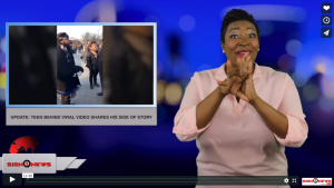 Sign 1 News with Candace Jones -  1.21.19