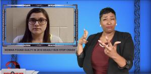 Sign1News anchor Crystal Cousineau